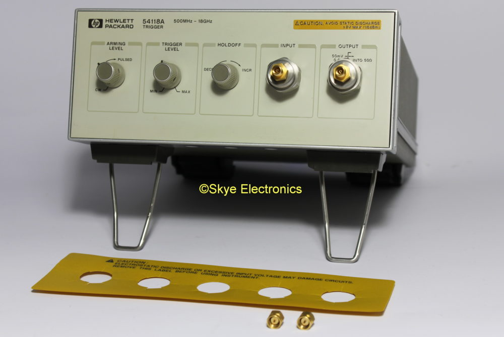 HP 54118A Skye Electronics