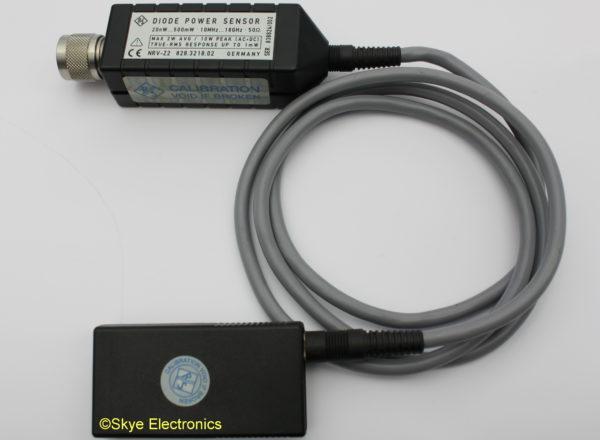 ROHDE & SCHWARZ NRV-Z2 Skye Electronics