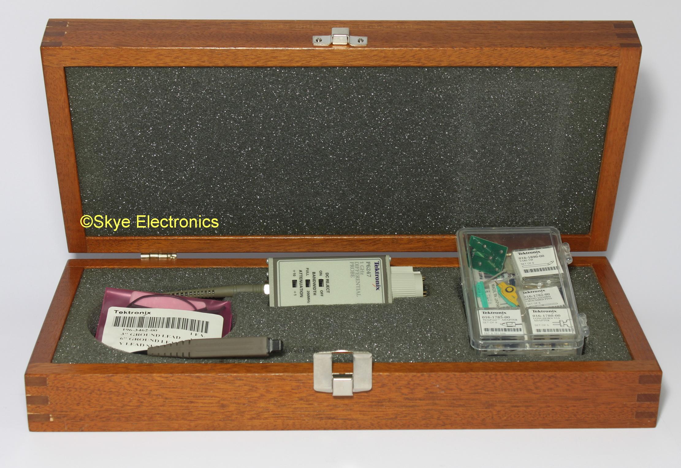 Tek P6247 Skye Electronics
