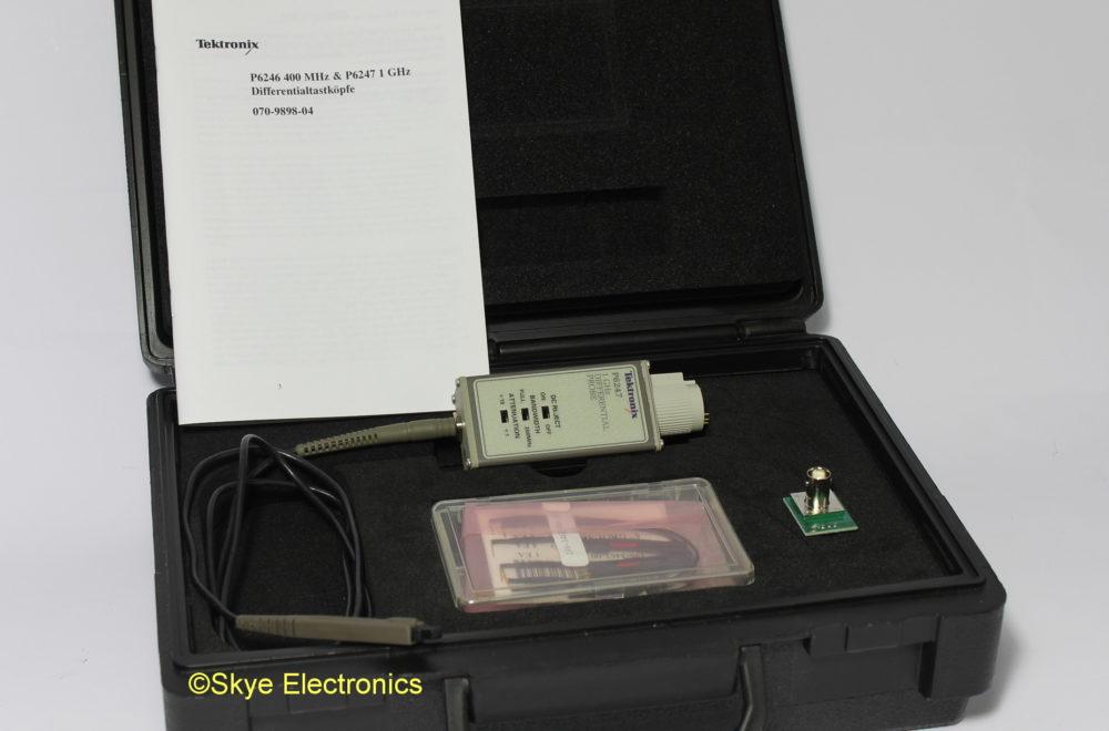 Tektronix P6247 Skye Electronics