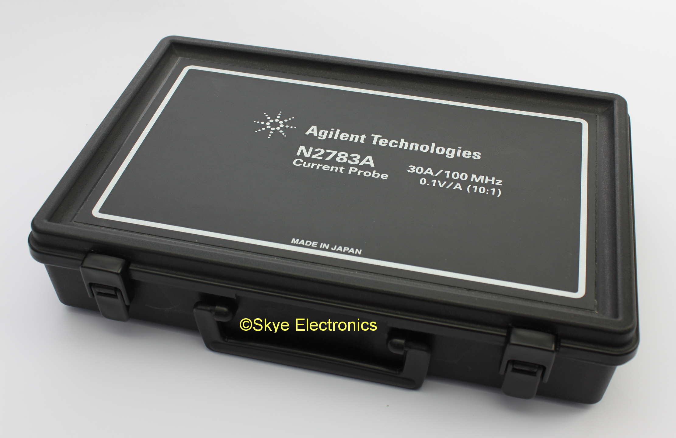 Agilent Current Probe : Agilent n a skye electronics the netherlands