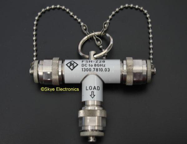 ROHDE & SCHWARZ FSH-Z28 Skye Electronics