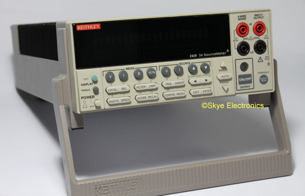 Keithley 2420 Skye Electronics