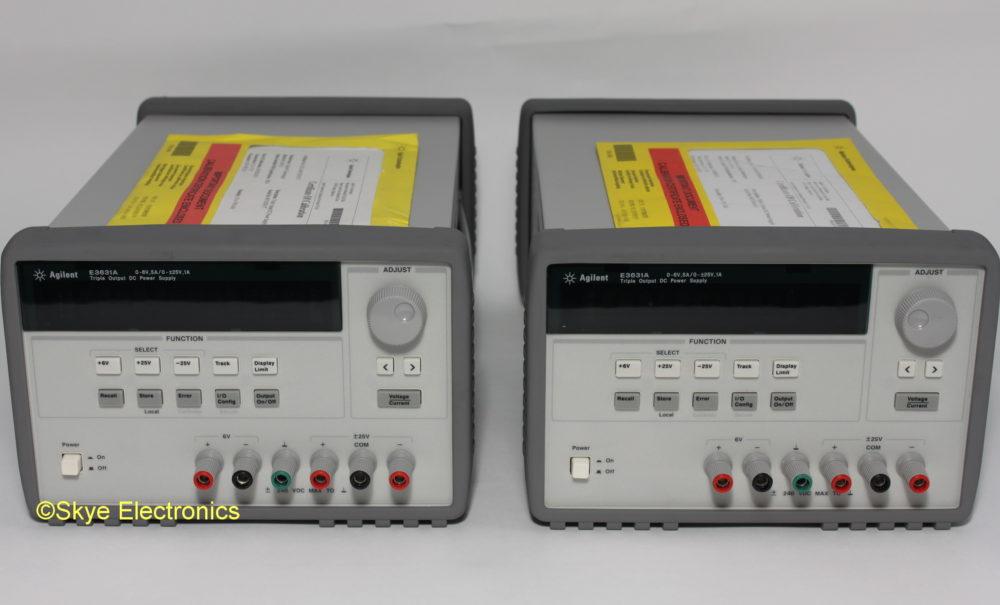 Agilent E3632A Skye Electronics