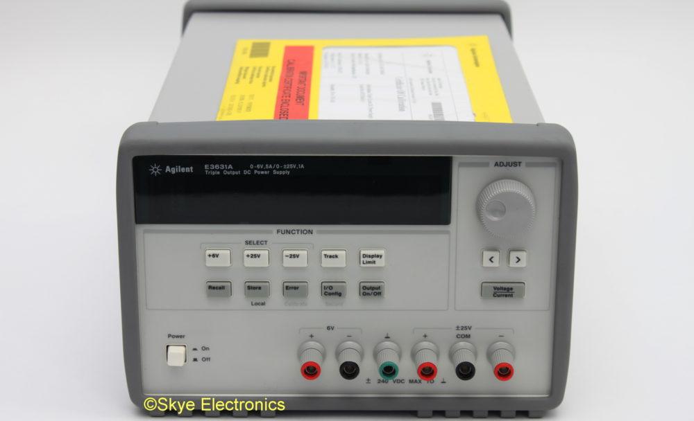 Agilent E3631A Skye Electronics