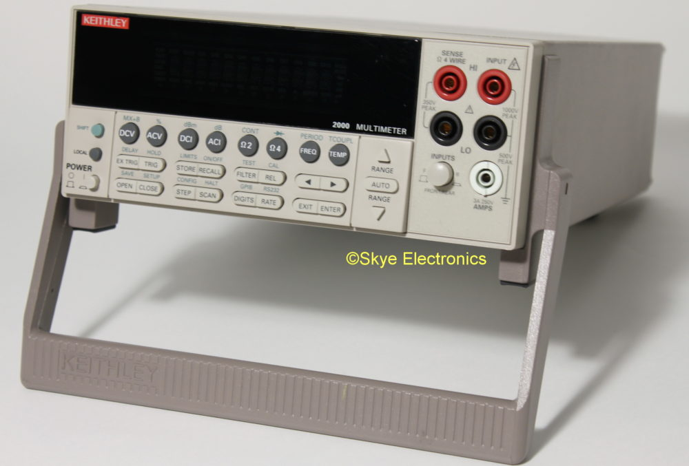 Keithley 2000 Skye Elelectronics