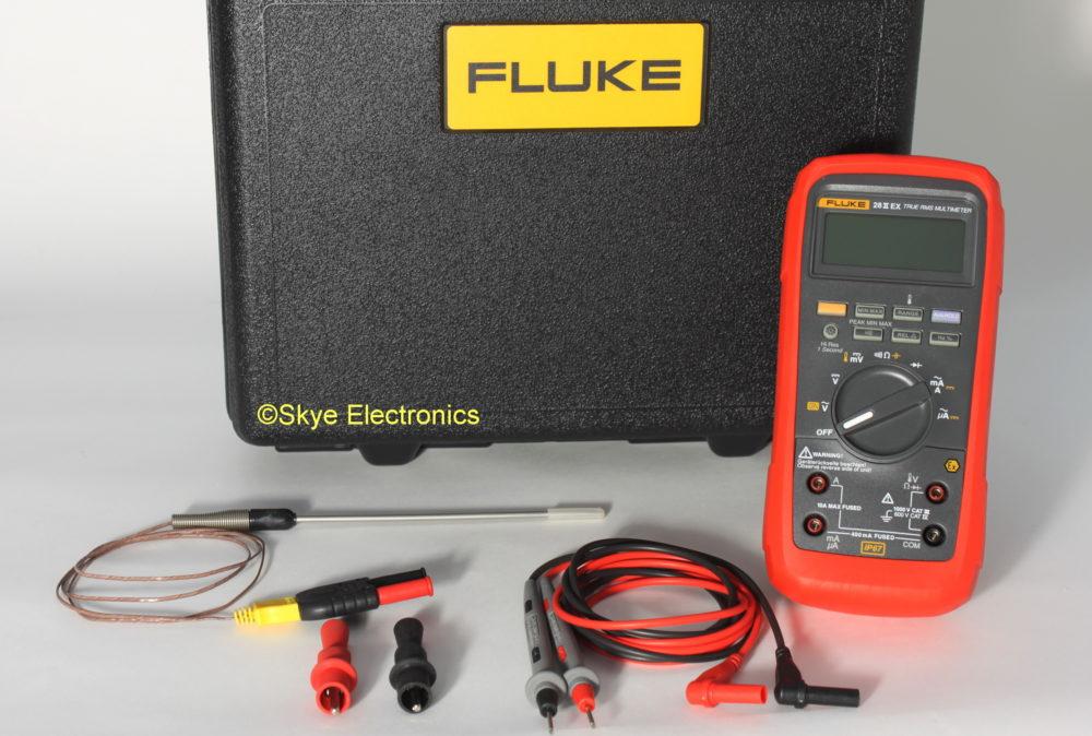 Fluke 28II EX Skye Electronics