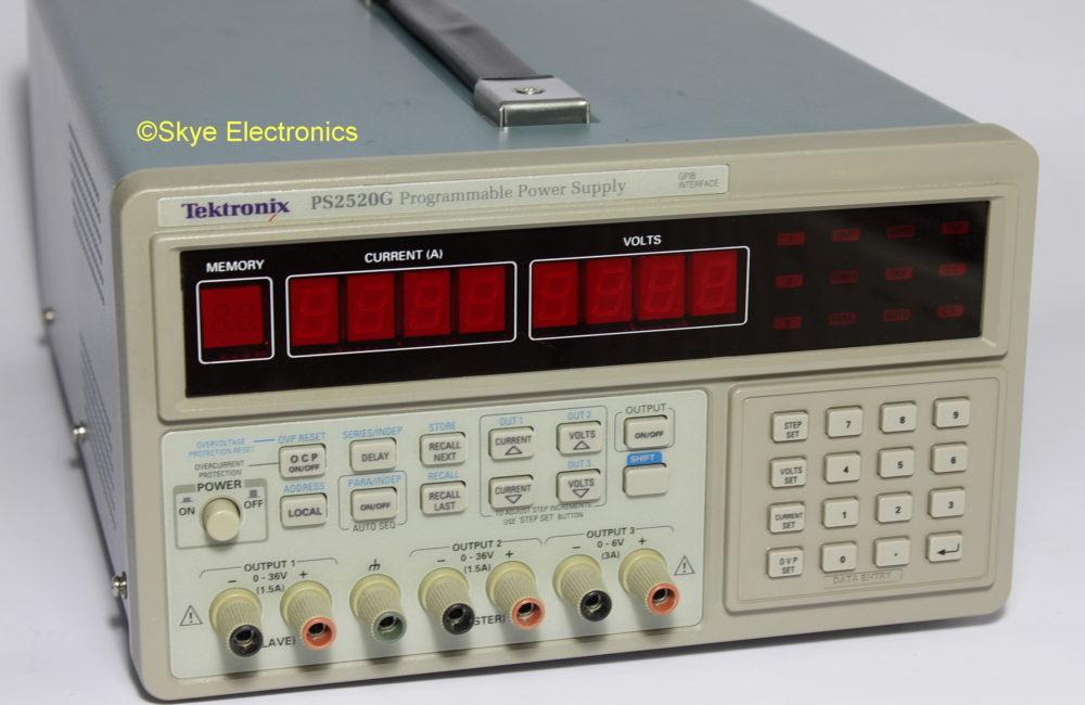 Tektronix PS2520G Skye Electronics