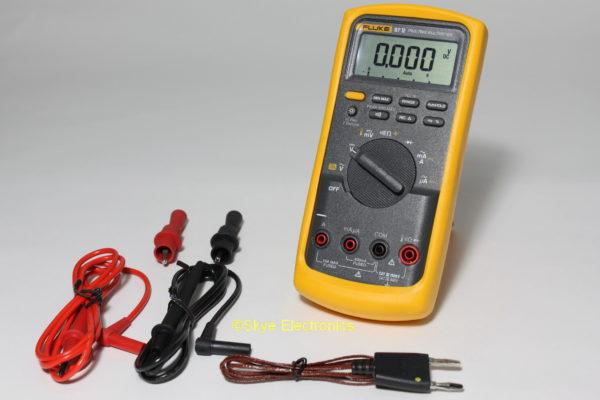 Fluke 87 V Skye Electronics