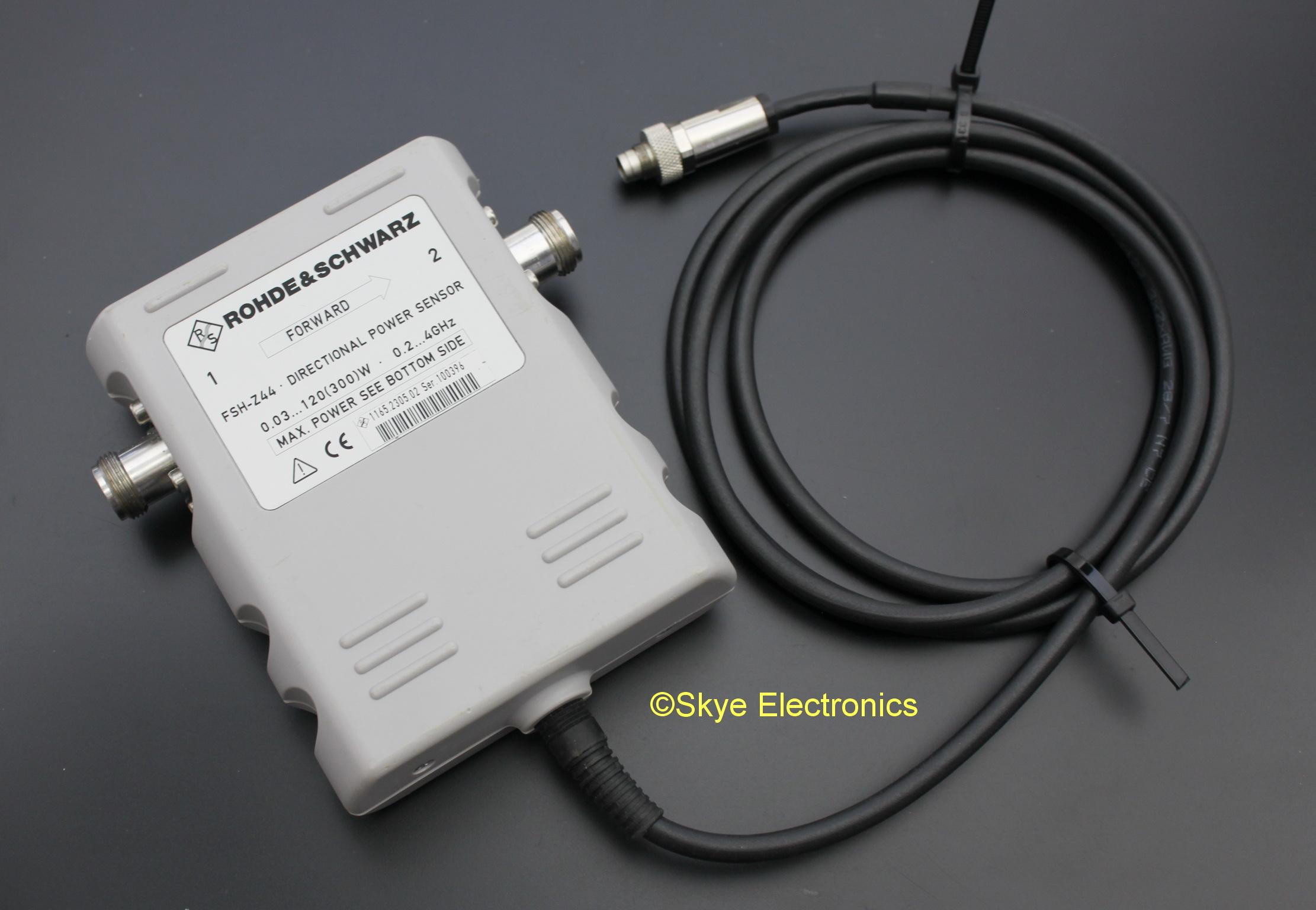 Rohde & Schwarz FSH-Z44 Skye Electronics