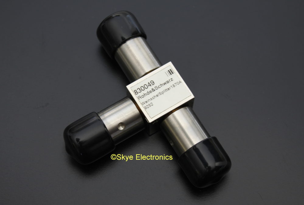 R&S Weinschel 1870A Skye Electronics