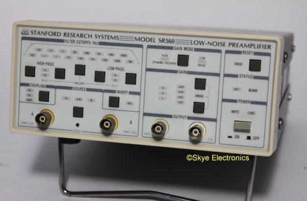 SRS SR560 Skye Electronics