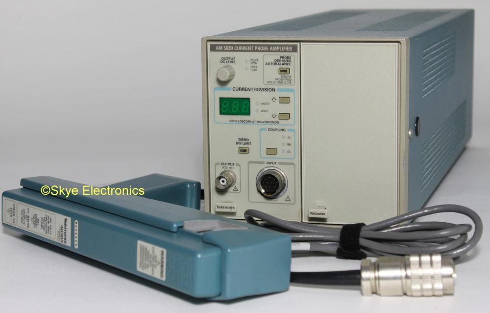 Tektronix AM503B-A6303 Skye Electronics