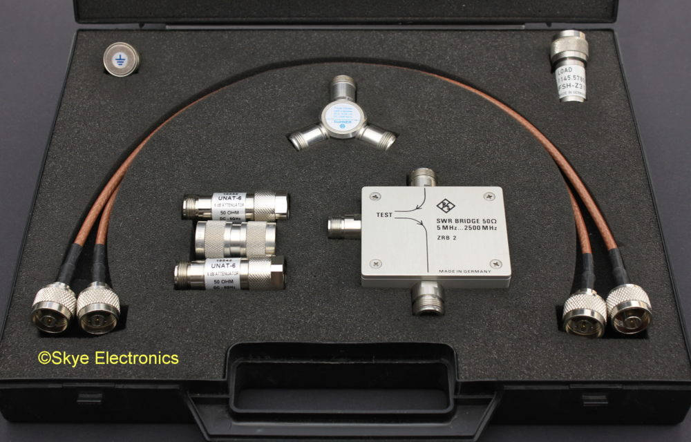 R&S VSWR KIT Skye Electronics