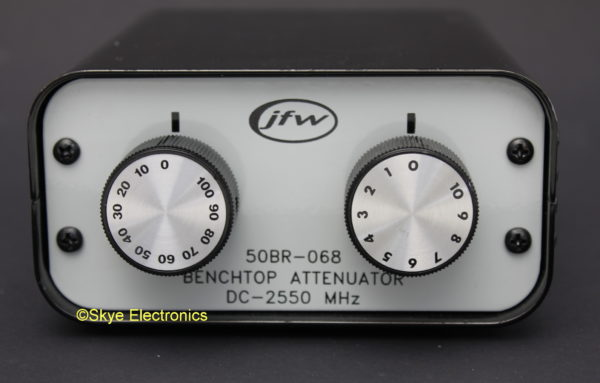 JFW 50BR-068 Step Attenuator Skye Electronics