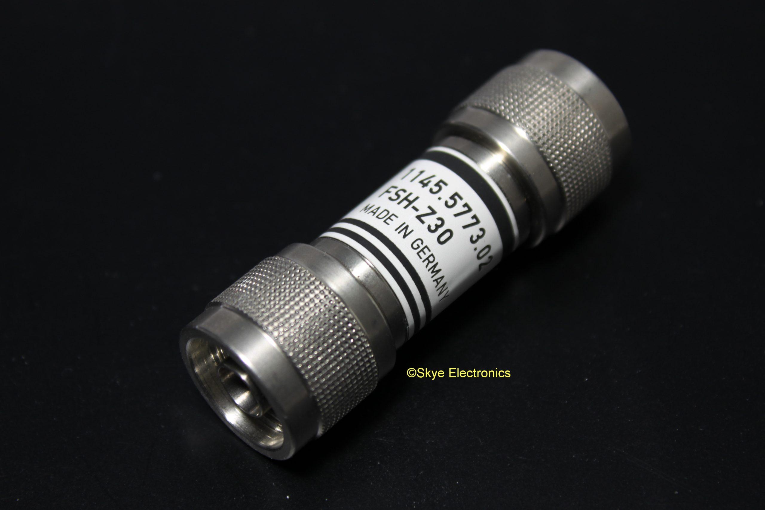 Rohde & Schwarz FSH-Z30 Skye Electronics