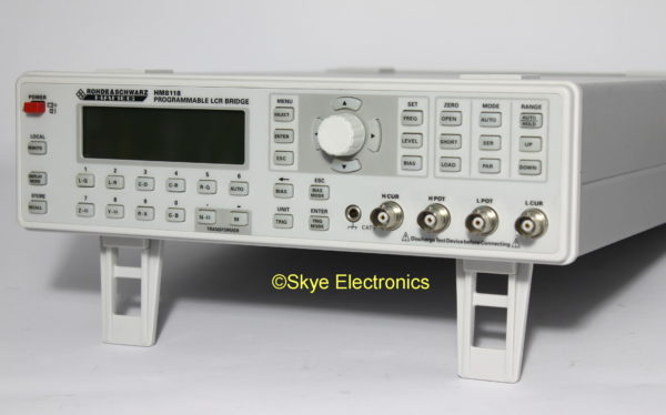 R&S HM8118 LCR Meter